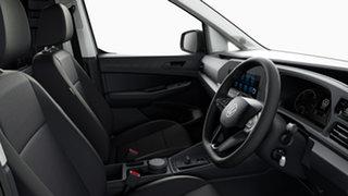 2021 Volkswagen Caddy 5 SWB Candy White 7 Speed Semi Auto Van