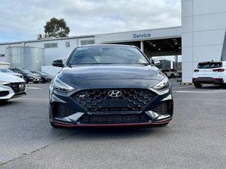 2021 Hyundai i30 Pde.v4 MY22 N D-CT Premium Dark Knight 8 Speed Sports Automatic Dual Clutch.