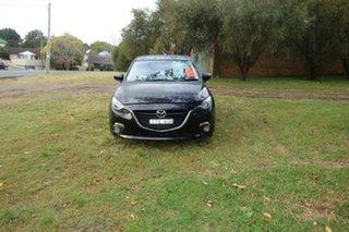 2014 Mazda 3 BM5436 SP25 SKYACTIV-MT GT Black 6 Speed Manual Hatchback.