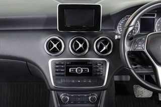 2014 Mercedes-Benz A180 176 MY14 BE White 7 Speed Automatic Hatchback