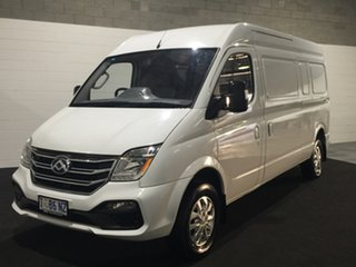 2019 LDV V80 MY19 Low Roof SWB White 6 Speed Automated Manual Van