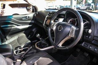 2016 Nissan Navara D23 ST-X Gold 6 Speed Manual Utility