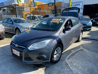 2013 Ford Focus LW MkII Ambiente PwrShift 6 Speed Sports Automatic Dual Clutch Hatchback.