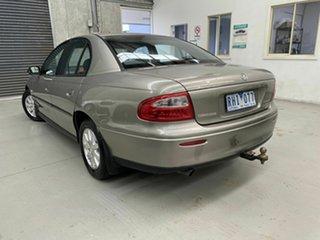 2001 Holden Commodore VX II Executive White 4 Speed Automatic Sedan