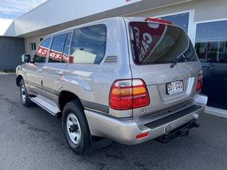 2002 Toyota Landcruiser HDJ100R GXL 4 Speed Automatic Wagon
