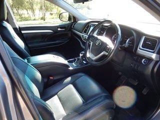 2017 Toyota Kluger GSU50R MY17 GXL (4x2) Predawn Grey 8 Speed Automatic Wagon