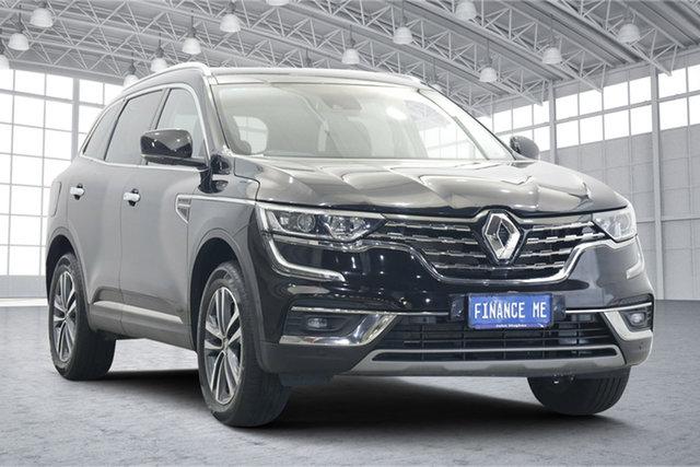 Used Renault Koleos HZG Zen X-tronic Victoria Park, 2019 Renault Koleos HZG Zen X-tronic Black 1 Speed Constant Variable Wagon