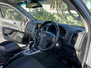 2017 Holden Colorado RG LTZ Grey 6 Speed Automatic Dual Cab