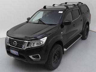 2018 Nissan Navara D23 Series II SL (4x4) Black 7 Speed Automatic Dual Cab Utility