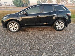 2007 Mazda CX-7 ER1031 MY07 Luxury Black 6 Speed Sports Automatic Wagon