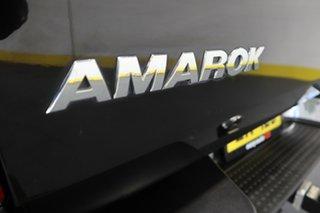 2015 Volkswagen Amarok 2H MY15 TDI420 4Motion Perm Highline Black 8 Speed Automatic Utility