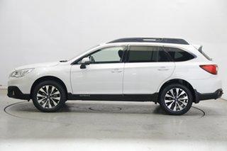 2017 Subaru Outback B6A MY17 2.5i CVT AWD Crystal Pearl 6 Speed Constant Variable Wagon.