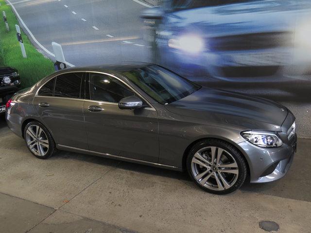 Used Mercedes-Benz C300 205 MY18 Osborne Park, 2018 Mercedes-Benz C300 205 MY18 9 Speed Automatic G-Tronic Sedan