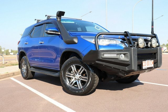 Pre-Owned Toyota Fortuner Palmerston, Fortuner GXL 2.8L T Diesel Manual Wagon