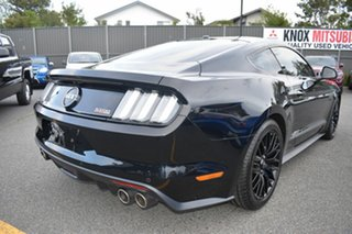 2017 Ford Mustang FM 2017MY GT Fastback SelectShift Black 6 Speed Sports Automatic Fastback