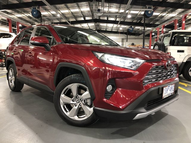 Pre-Owned Toyota RAV4 Mxaa52R GXL 2WD Oakleigh, 2020 Toyota RAV4 Mxaa52R GXL 2WD Atomic Rush 10 Speed Constant Variable Wagon
