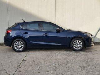 2016 Mazda 3 BN5478 Maxx SKYACTIV-Drive Blue 6 Speed Sports Automatic Hatchback.