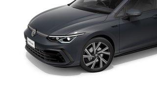 2021 Volkswagen Golf 8 110TSI R-Line Dolphin Grey 8 Speed Automatic Hatchback