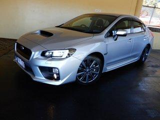 2014 Subaru WRX MY15 (AWD) Silver 8 Speed CVT Auto Sequential Sedan