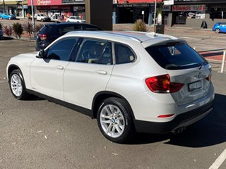 2014 BMW X1 E84 MY14 Upgrade sDrive 20I Mineral White 8 Speed Automatic Wagon