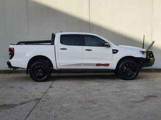 2020 Ford Ranger PX MkIII 2020.25MY FX4 White 6 Speed Manual Double Cab Pick Up