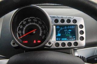 2010 Holden Barina Spark MJ MY11 CDX White 5 Speed Manual Hatchback