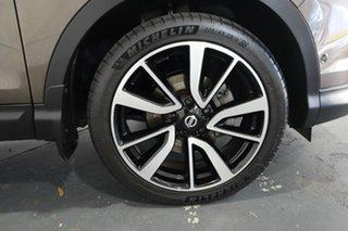 2016 Nissan Qashqai J11 TL Bronze 1 Speed Constant Variable Wagon