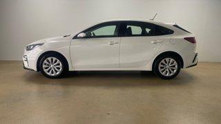 2019 Kia Cerato BD MY20 S White 6 Speed Automatic Hatchback