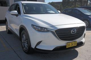 2018 Mazda CX-9 TC Sport SKYACTIV-Drive i-ACTIV AWD White 6 Speed Sports Automatic Wagon.