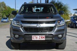 2017 Holden Colorado RG MY17 Z71 Pickup Crew Cab Grey 6 Speed Sports Automatic Utility