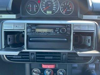 2001 Nissan X-Trail T30 ST Silver 5 Speed Manual Wagon