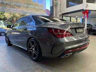2016 Mercedes-Benz CLA-Class C117 CLA250 Sport Silver Sports Automatic Dual Clutch Coupe