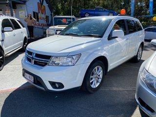 2014 Dodge Journey JC MY15 SXT White 6 Speed Automatic Wagon