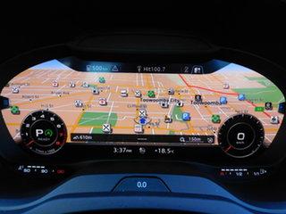 2017 Audi A3 8V MY17 S Tronic Cosmosbluelxe 7 Speed Sports Automatic Dual Clutch Sedan