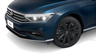 2021 Volkswagen Passat B8 162TSI Elegance Aquamarine Blue Metallic 6 Speed Semi Auto Sedan
