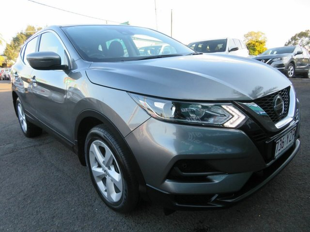 Used Nissan Qashqai J11 Series 2 ST X-tronic Mount Gravatt, 2019 Nissan Qashqai J11 Series 2 ST X-tronic Grey 1 Speed Constant Variable Wagon