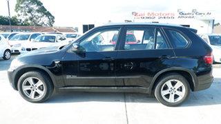 2011 BMW X5 E70 MY11.5 xDrive30d Steptronic Black 8 Speed Sports Automatic Wagon