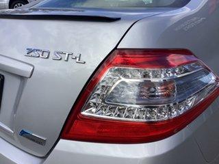 2011 Nissan Maxima J32 250 X-tronic ST-L Silver 6 Speed Constant Variable Sedan