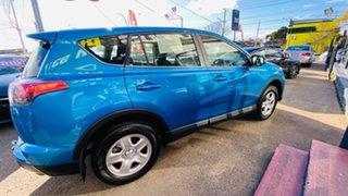 2015 Toyota RAV4 ASA44R GX AWD Blue 6 Speed Sports Automatic Wagon