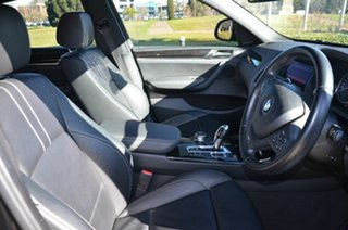 2015 BMW X4 F26 MY15 xDrive 20D Black 8 Speed Automatic Coupe