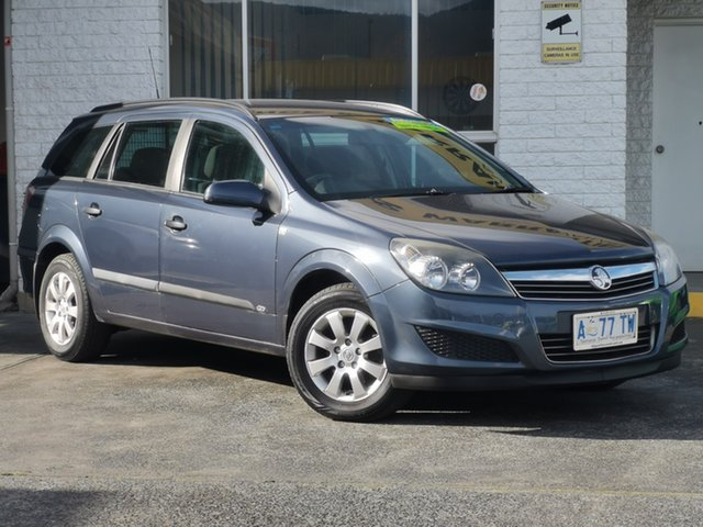 Used Holden Astra AH MY09 CD Derwent Park, 2009 Holden Astra AH MY09 CD Metro/80i 4 Speed Automatic Wagon