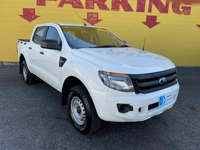 Used Ford Ranger PX MkII XL Hi-Rider Winnellie, 2015 Ford Ranger PX MkII XL Hi-Rider White 6 Speed Sports Automatic Utility