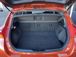 2013 Toyota Corolla ZRE182R Ascent Sport Orange 6 Speed Manual Hatchback