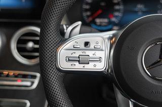 2021 Mercedes-Benz C-Class C205 801MY C43 AMG 9G-Tronic 4MATIC Cavansite Blue 9 Speed