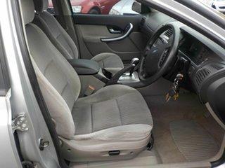 2005 Ford Falcon BF XT Grey 4 Speed Auto Seq Sportshift Wagon