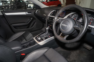 2015 Audi A5 8T MY15 Sportback Multitronic Grey 8 Speed Constant Variable Hatchback.