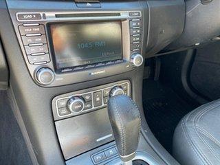 2007 Holden Statesman WM V8 White 6 Speed Auto Active Sequential Sedan