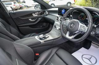2020 Mercedes-Benz C-Class S205 800+050MY C200 Estate 9G-Tronic Obsidian Black 9 Speed.