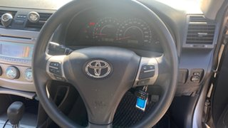 2009 Toyota Camry Altise Brown 4 Speed Automatic Sedan