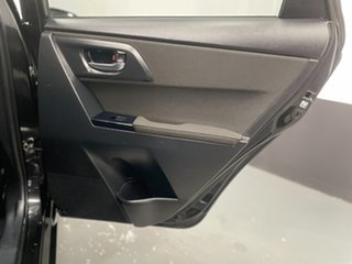 2017 Toyota Corolla ZRE182R Ascent Sport S-CVT Black 7 Speed Constant Variable Hatchback